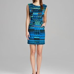 Plenty by Tracy Reese 'Vanessa' Print Sheath Dress